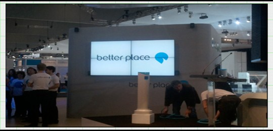 Better Place: Activation / Product Launch